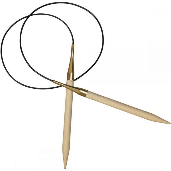 "Basix Fixed Circular Needles 16"""