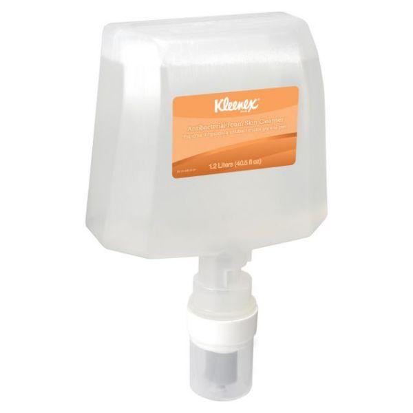 Kleenex Antibacterial Foam Skin Cleanser