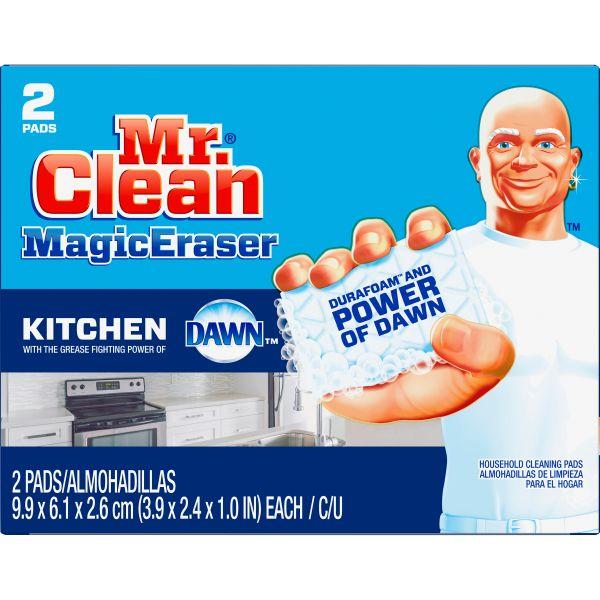 Mr. Clean Magic Eraser Kitchen Scrubber