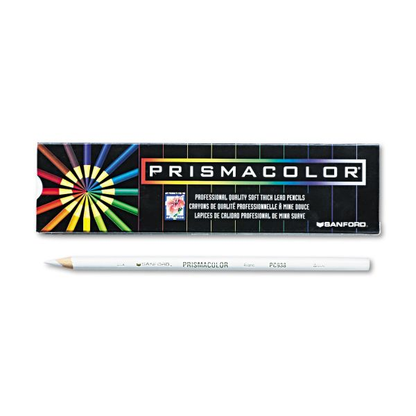 Sanford Prisma Color Art Pencils