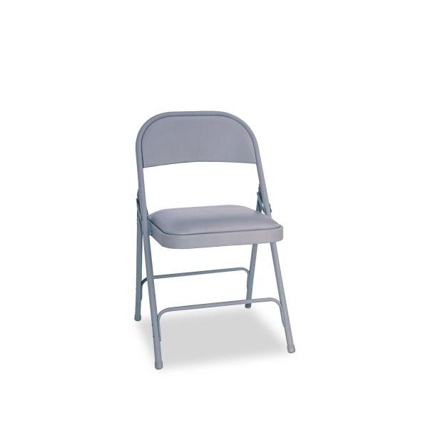 Alera Padded Folding Chairs