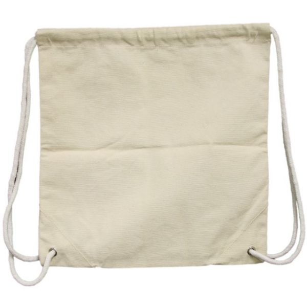 "Drawstring Backpack 14.5""X13.5"""