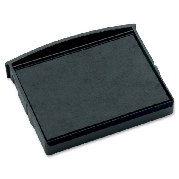 Black replacement ink pad for date & phrase stamp and 8-/10-band numberers