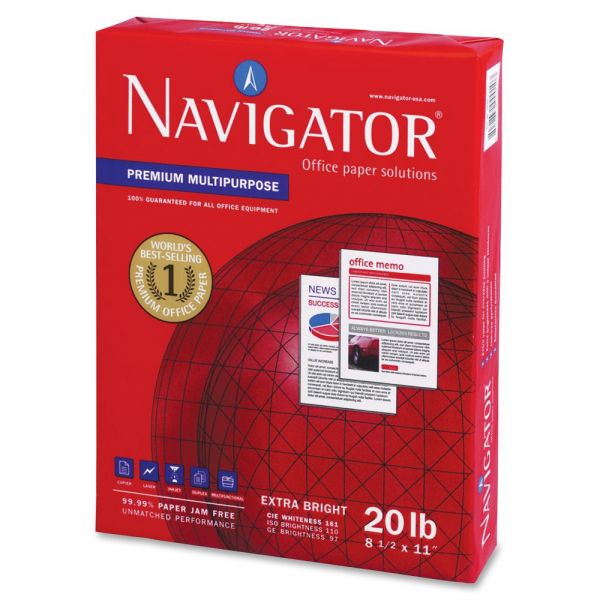 Navigator White Copy & Multipurpose Paper