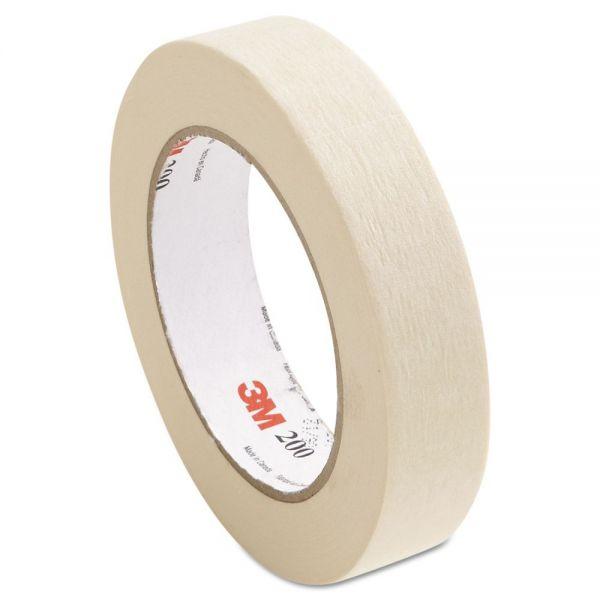 3M 200 Masking Tape, 24mm, x 55m