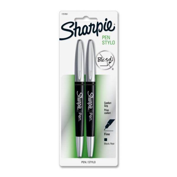 Sharpie Comfort Grip Felt Tip Pens