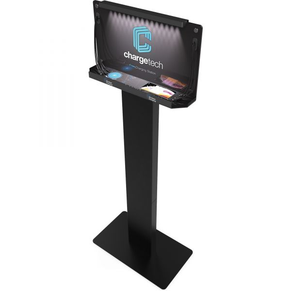 9e260fb285a ChargeTech S10 Power Floor Stand Charging Station