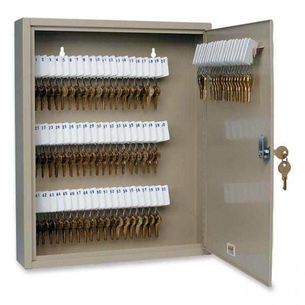Steelmaster Key Cabinet - 80-key capacity