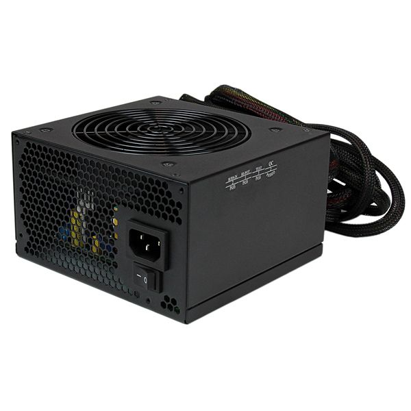 StarTech.com 450 Watt ATX12V 2.3 80 Plus Gold Computer Power Supply w/ Active PFC