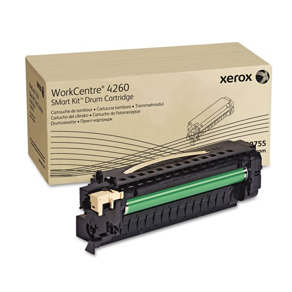 Xerox 113R00755 Drum Unit, Black