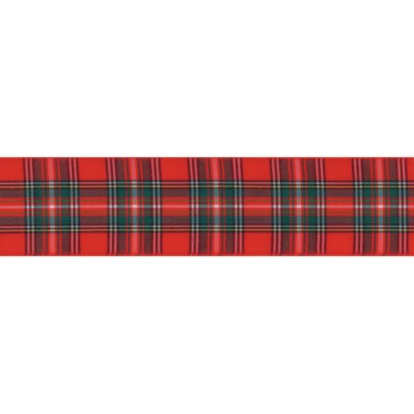 "Offray 1 1/2"" Fashion Plaids Taffeta Ribbon"