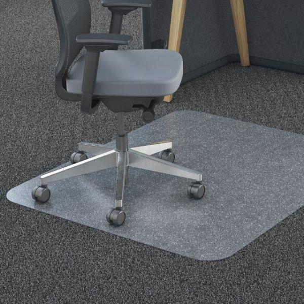 Lorell Carpet & Hard Floor Chair Mat
