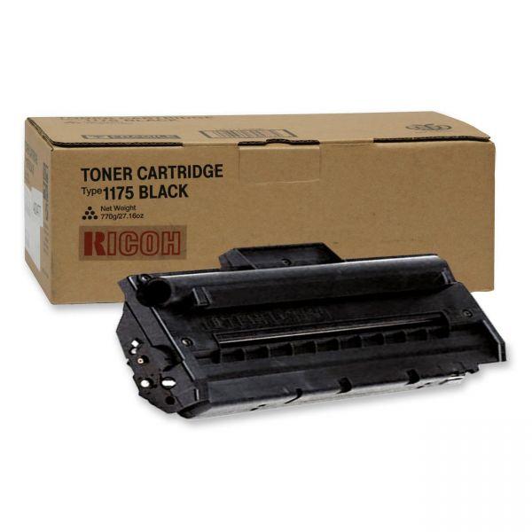 Ricoh 412672 Black Toner Cartridge