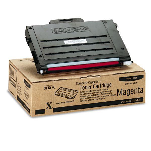 Xerox 106R00677 Magenta Toner Cartridge