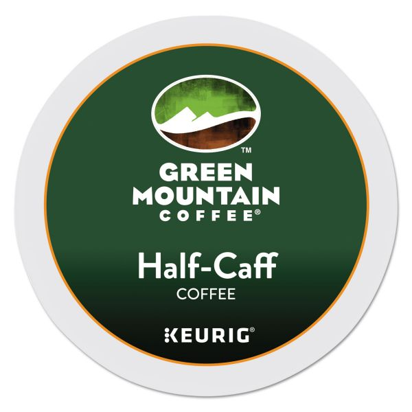 Green Mountain Coffee Half-Caff Coffee K-Cups