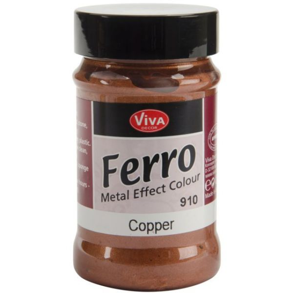 Ferro Metal Effect Textured Paint