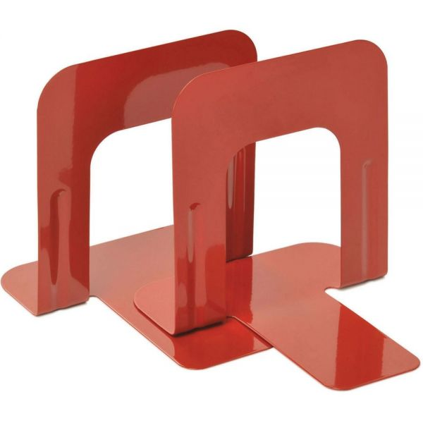 "MMF Economy Steel 5"" Bookends"