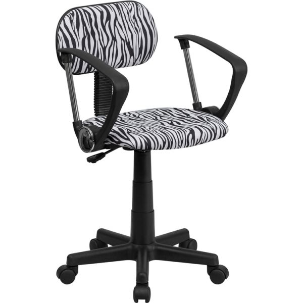 Flash Furniture Task Chair with Arms
