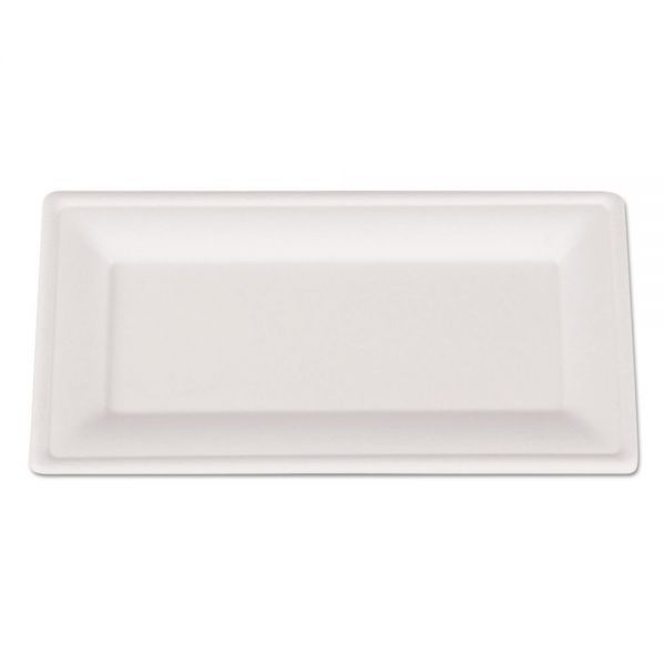 SCT ChampWare Molded Fiber Rectangle Plates