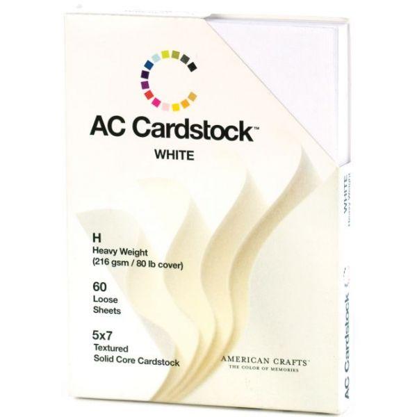 American Crafts Cardstock Pack