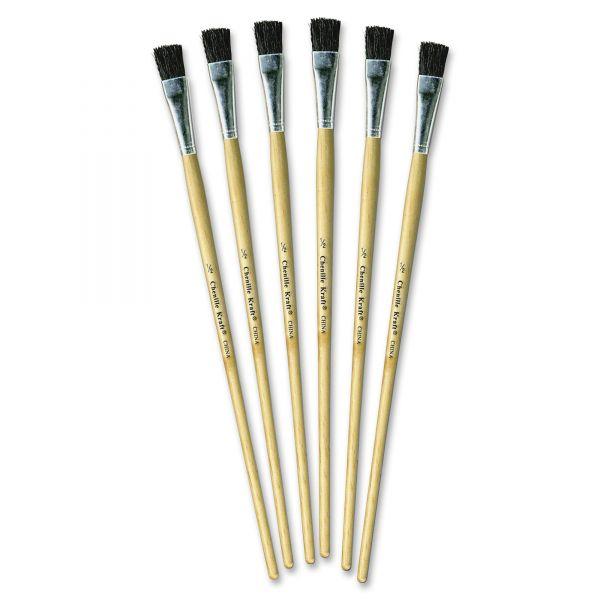 ChenilleKraft Tempera Brush Set