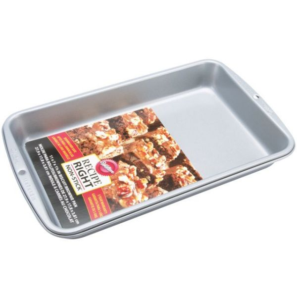 Recipe Right Biscuit/Brownie Pan