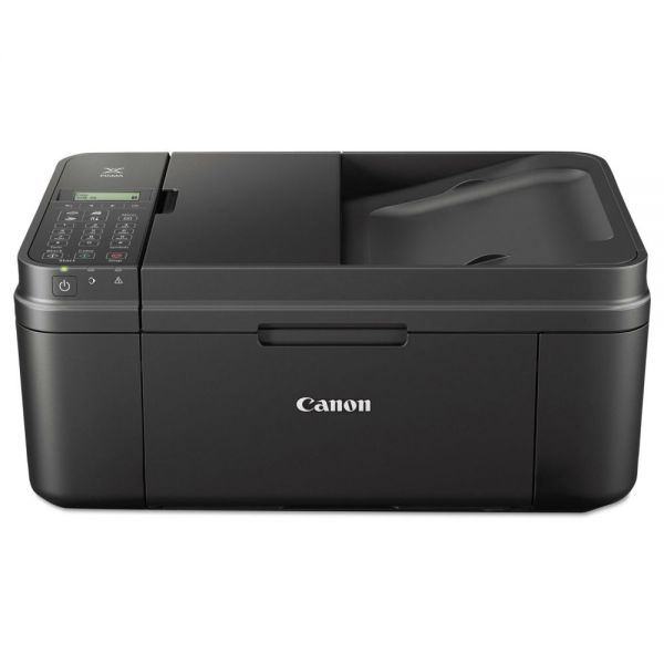 Canon PIXMA MX492 Wireless All-In-One Photo Inkjet Printer, Copy/Fax/Print/Scan