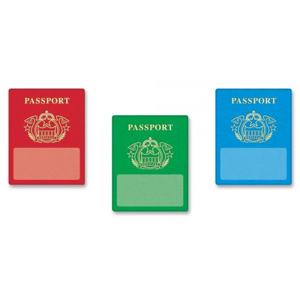 Trend Passport Classic Accents Variety Pack