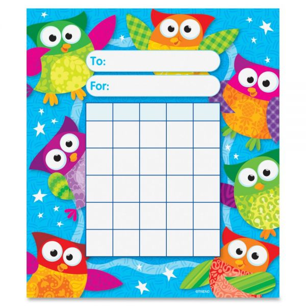 Trend Owl-Stars! Incentive Charts