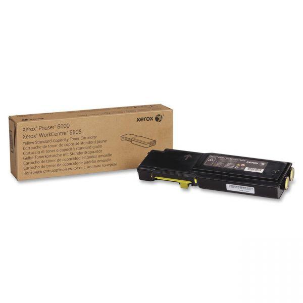 Xerox 106R02243 Yellow Toner Cartridge