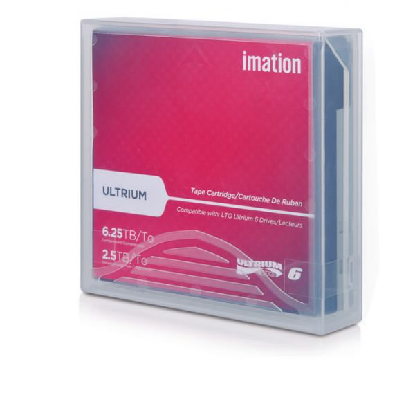 Imation Ultrium LTO 6 Cartridge with Case