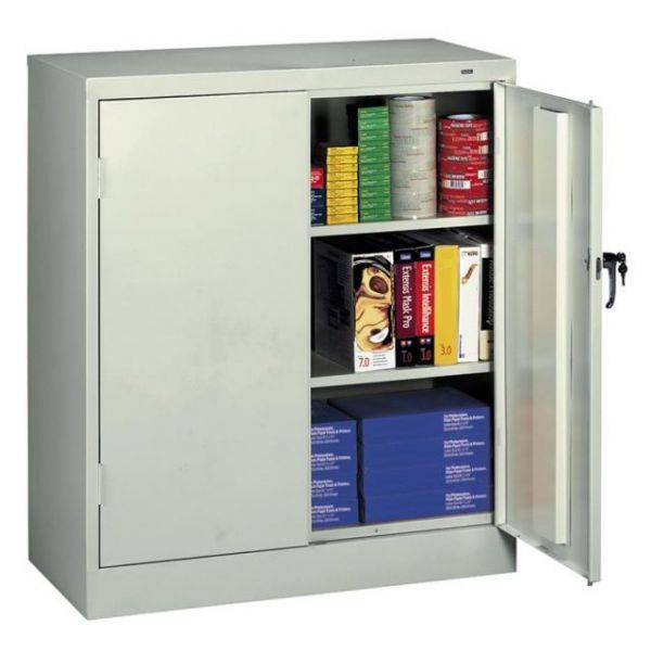 Tennsco Counter-High Storage Cabinet