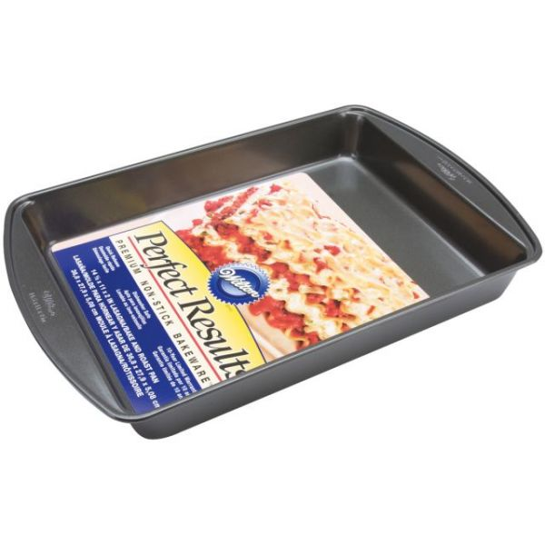 Perfect Results Lasagna Pan