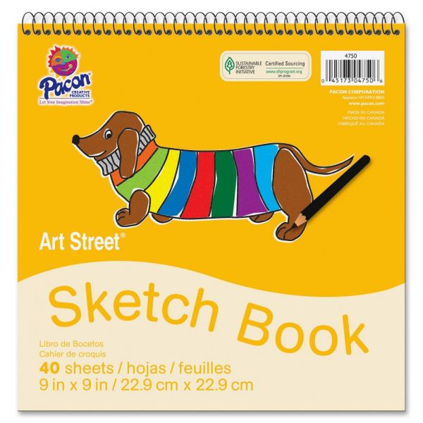 Pacon Beginner's Sketch Book