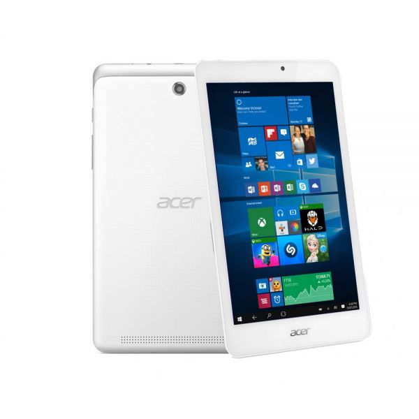 "Acer ICONIA W1-810-14ZE 32 GB Tablet - 8"" - In-plane Switching (IPS) Technology - Wireless LAN - Intel Atom Z3735G Quad-core (4 Core) 1.33 GHz - White"