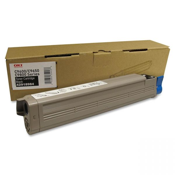 Oki 42918984 Black Toner Cartridge