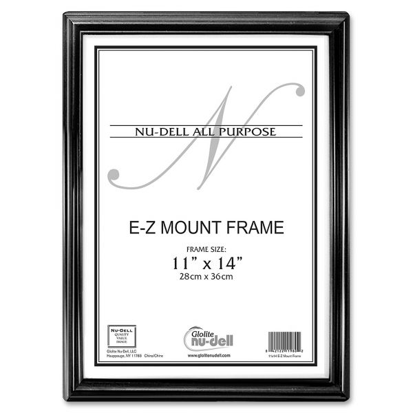 NuDell EZ Mount Picture/Certificate Frame