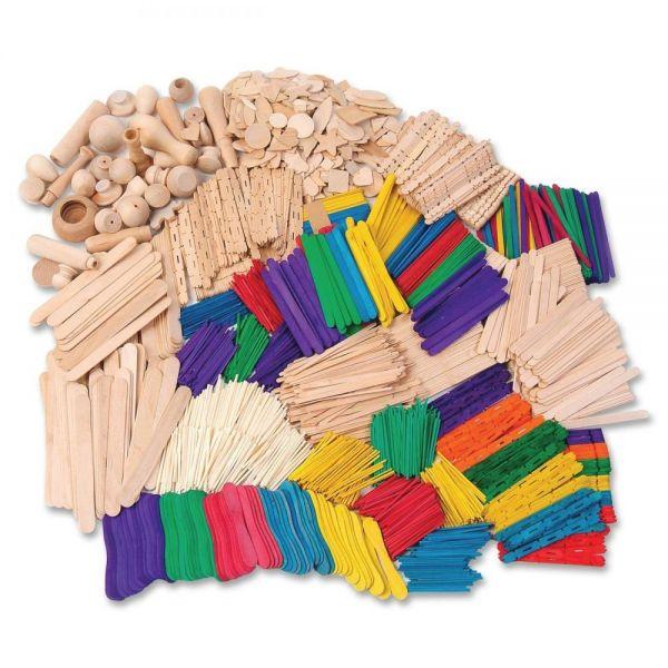 ChenilleKraft Wood Crafts Activities