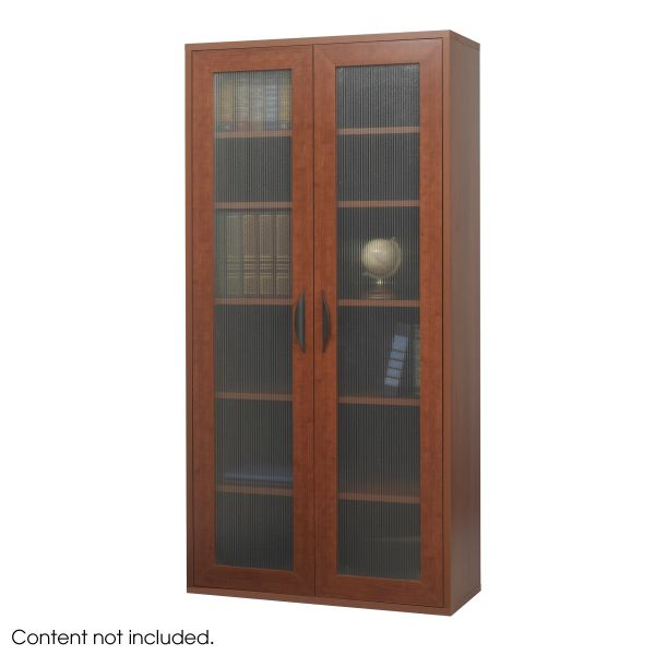 Safco Après Tall Two-Door Storage Cabinet