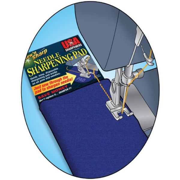 Sew'n Sharp Needle Sharpening Pad