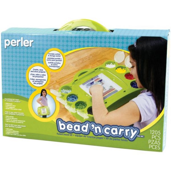 Perler Bead 'n Carry Fun Fusion Bead Kit