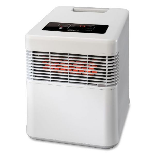 Honeywell Digital Infrared Heater,Quiet Fan