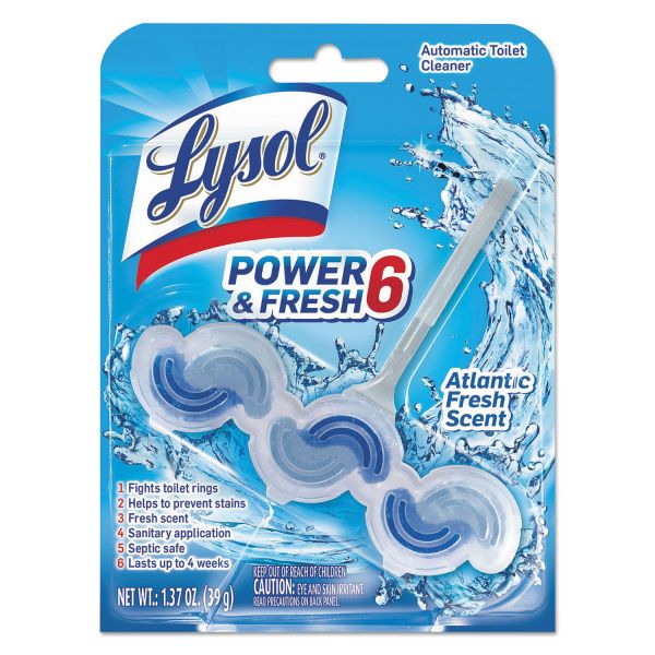 Lysol Power & Fresh 6 Automatic Toilet Cleaner