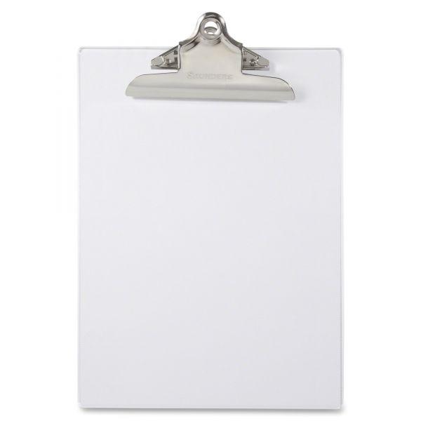 Saunders Plastic Clipboard