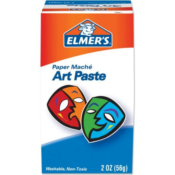 Elmer's Paper-Mache Art Paste 2oz