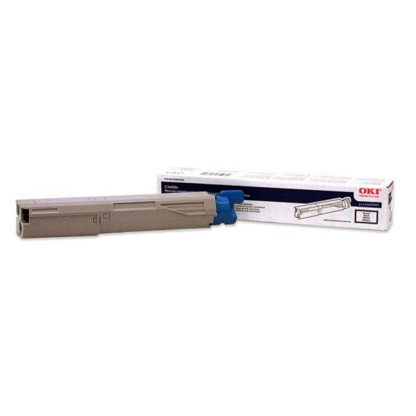 Oki 43459404 Black Toner Cartridge