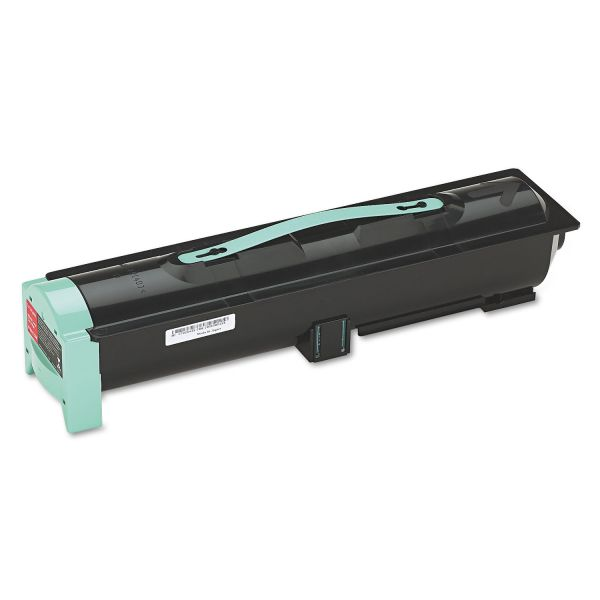 Lexmark W84020H High-Yield Toner, 30000 Page-Yield, Black