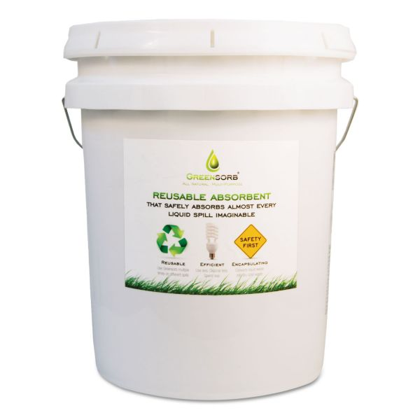 GreenSorb Eco-Friendly Absorbent
