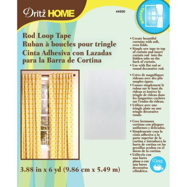 "Rod Loop Tape 3-7/8""X6yd"