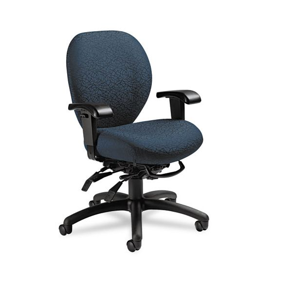 Global Mallorca Series Mid-Back Office Chair